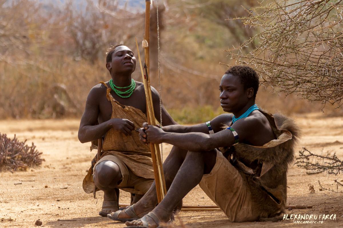 Hadzabe tribe – Tanzania