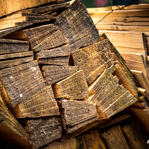 Moieciu de Sus – traditional wooden roof handicraft