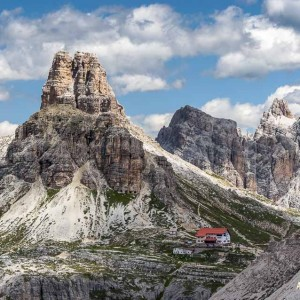 Via ferrata in Dolomites – Tre Cime and Via Ferrata Innerkofler
