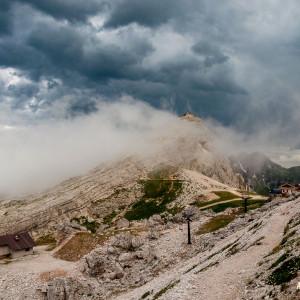 Trekking in Dolomites – Averau