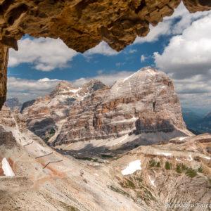 Trekking in Dolomites – Cinque Torri and Lagazuoi